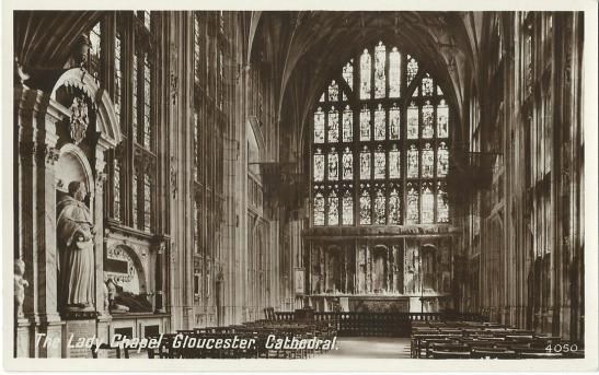 Gloucester Cathedral 4