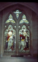 24 Cheltenham, Ss Philip and James. Middleton memorial window