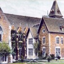 30, Cheltenham Ladies College, with Miss Beale's House