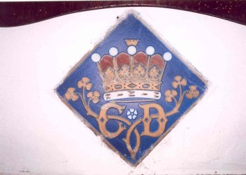 49 The Monogram of the Countess Dunraven