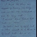 84 John Henry Middleton's letter re The Canterbury Building, Lampeter.
