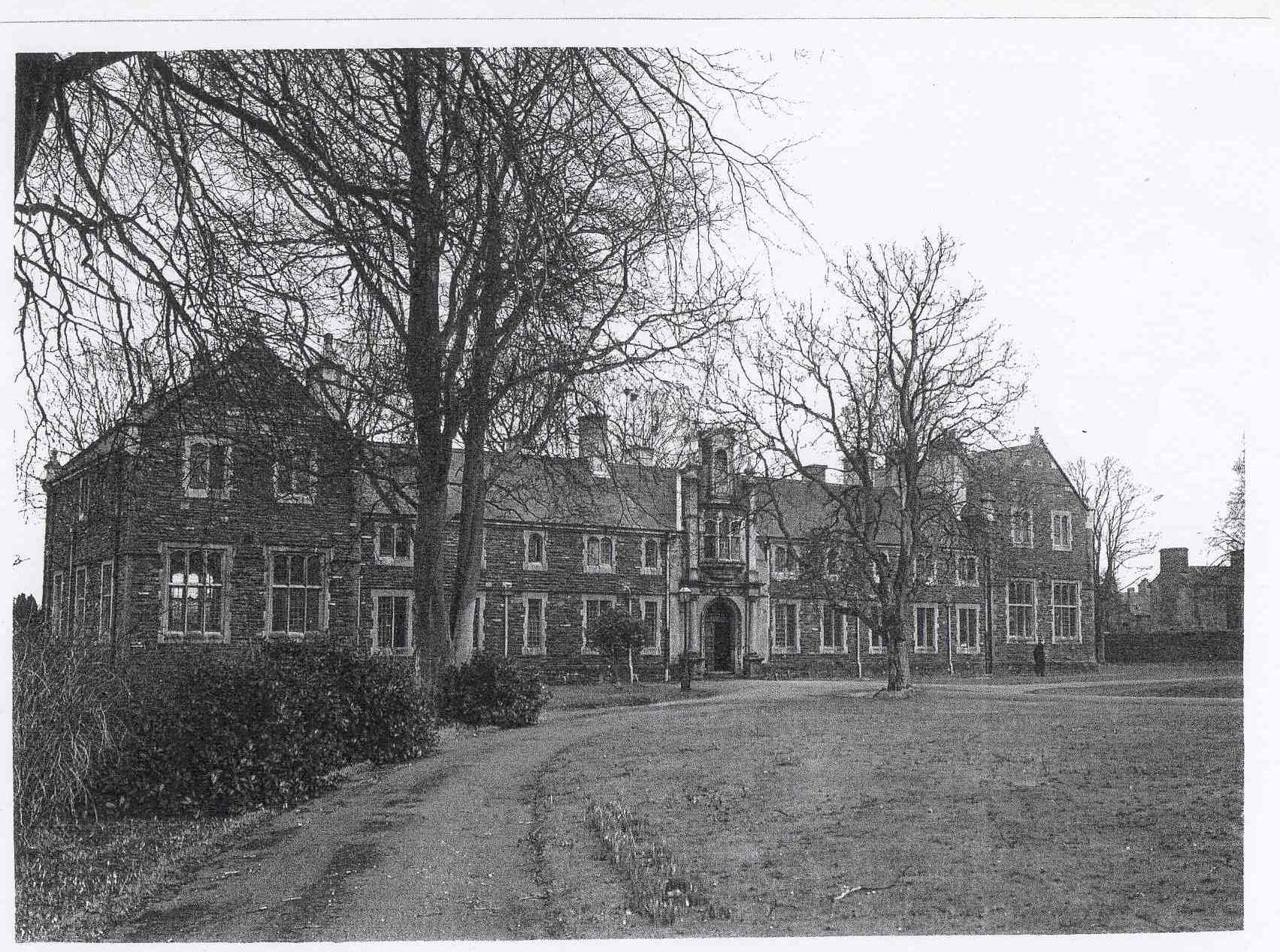 82 Lampeter. The Canterbury Building