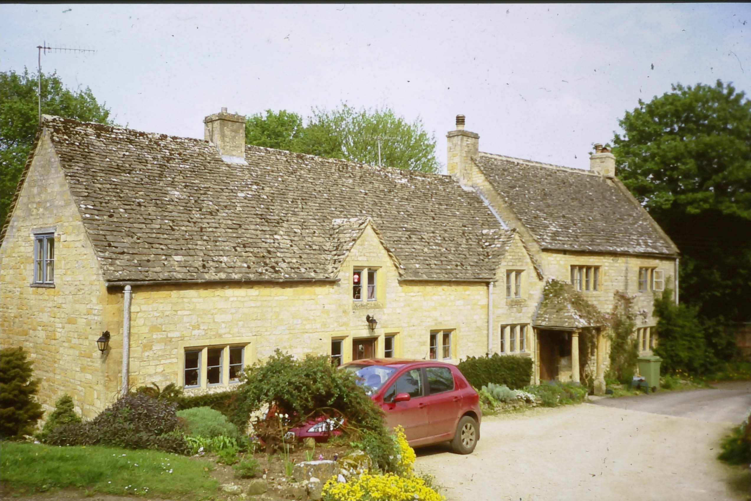 Guiting Power - Aelred Carlyle