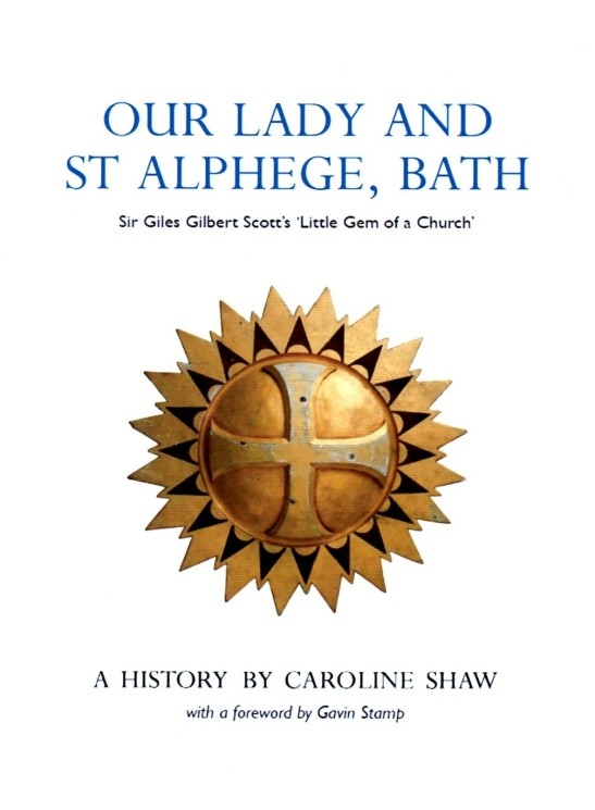 Cover of St Alphege Book